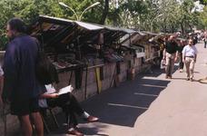 Book Sellers on the Siene