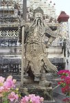 Statue at Wat Arun