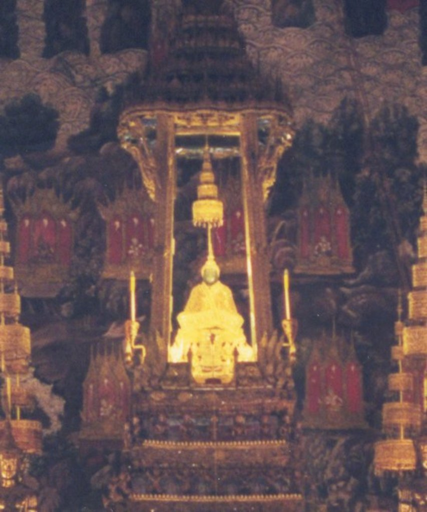 Jade Budda