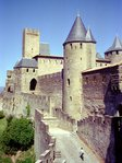 Carcassonne by day