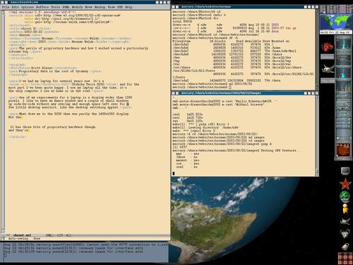 Norm's Desktop