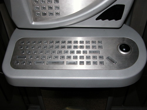 Specialty Keyboard