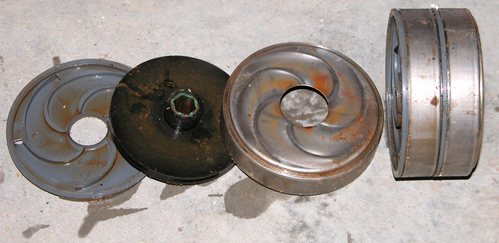 Pump Impeller Details