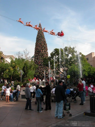 Christmas in L.A.