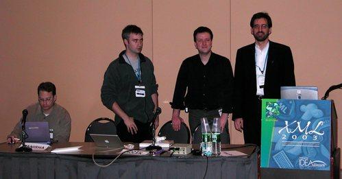 Practical RDF Panel