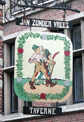 Jan Zonder Vrees Taverne
