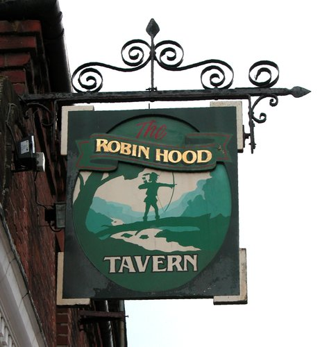 The Robin Hood Tavern