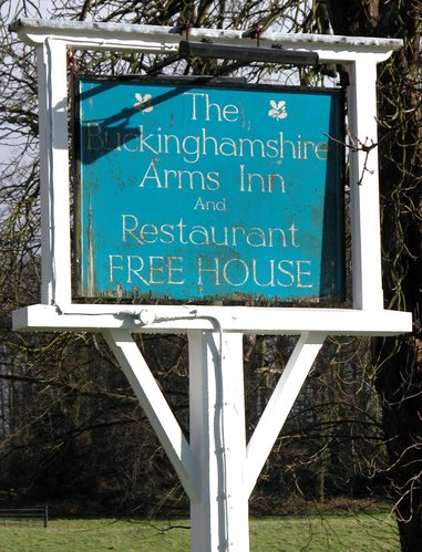 The Buckinghamshire Arms Inn