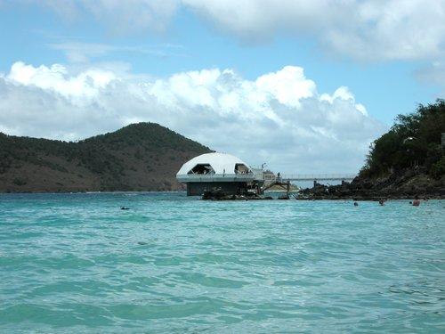 The Aquarium at Coki Point
