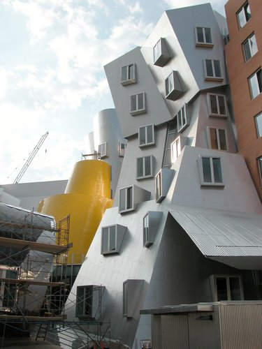 Funky Architecture