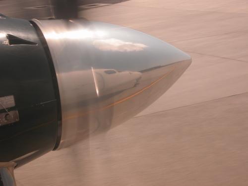 Propeller Mirror