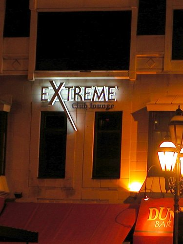 Extreme Club Lounge