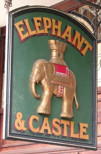 Elephant and Castle