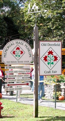 Old Deerfield Craft Fair