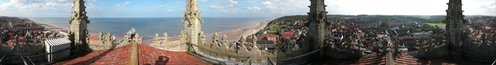 Cromer Cathedral Panorama