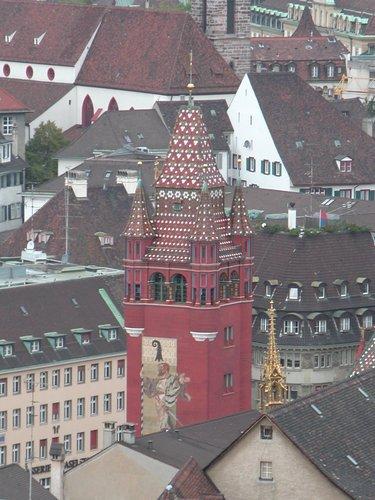 Rathaus Mural