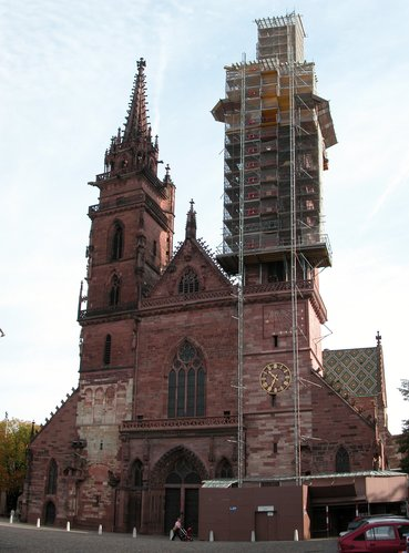 Münster Cathedral (Front)