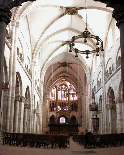 Münster Cathedral (Inside)