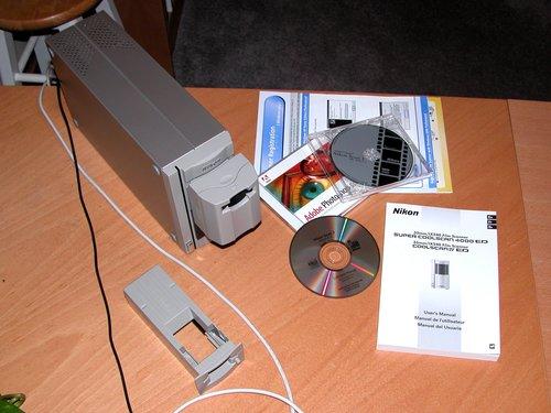 Nikon CoolScan IV ED