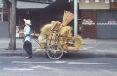Broom Cart