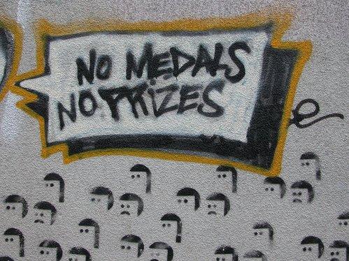 No Medals No Prizes