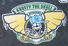 Krusty the skull