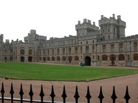 The Queen's Apartments at Windsor Castle