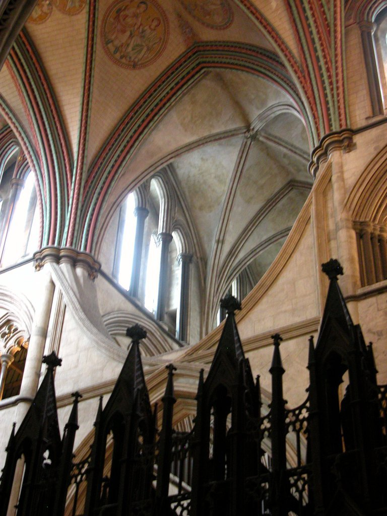 Salisbury Cathedral Architecture