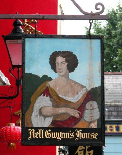 Nell Gwynn's House