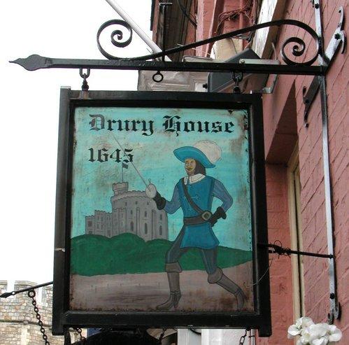 Drury House 1645