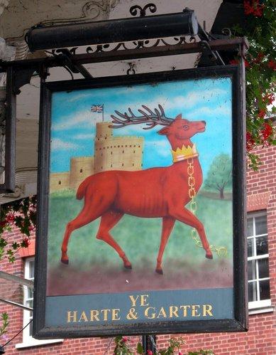 Ye Harte & Garter