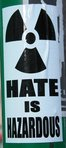 Hate is Hazardous