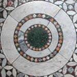 Vatican Museum Tile