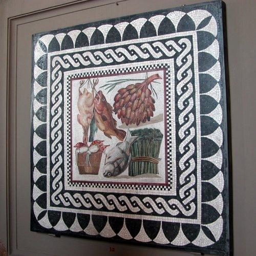 Vatican Museum Mosaic