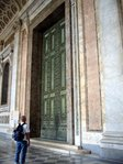 Doors of the Roman Senate