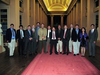 The TAG with senior members of the University of Edinburgh and friends of Edinburgh Informatics