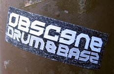 Obscene Drum & Bass
