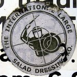 International Large Salad Dressing