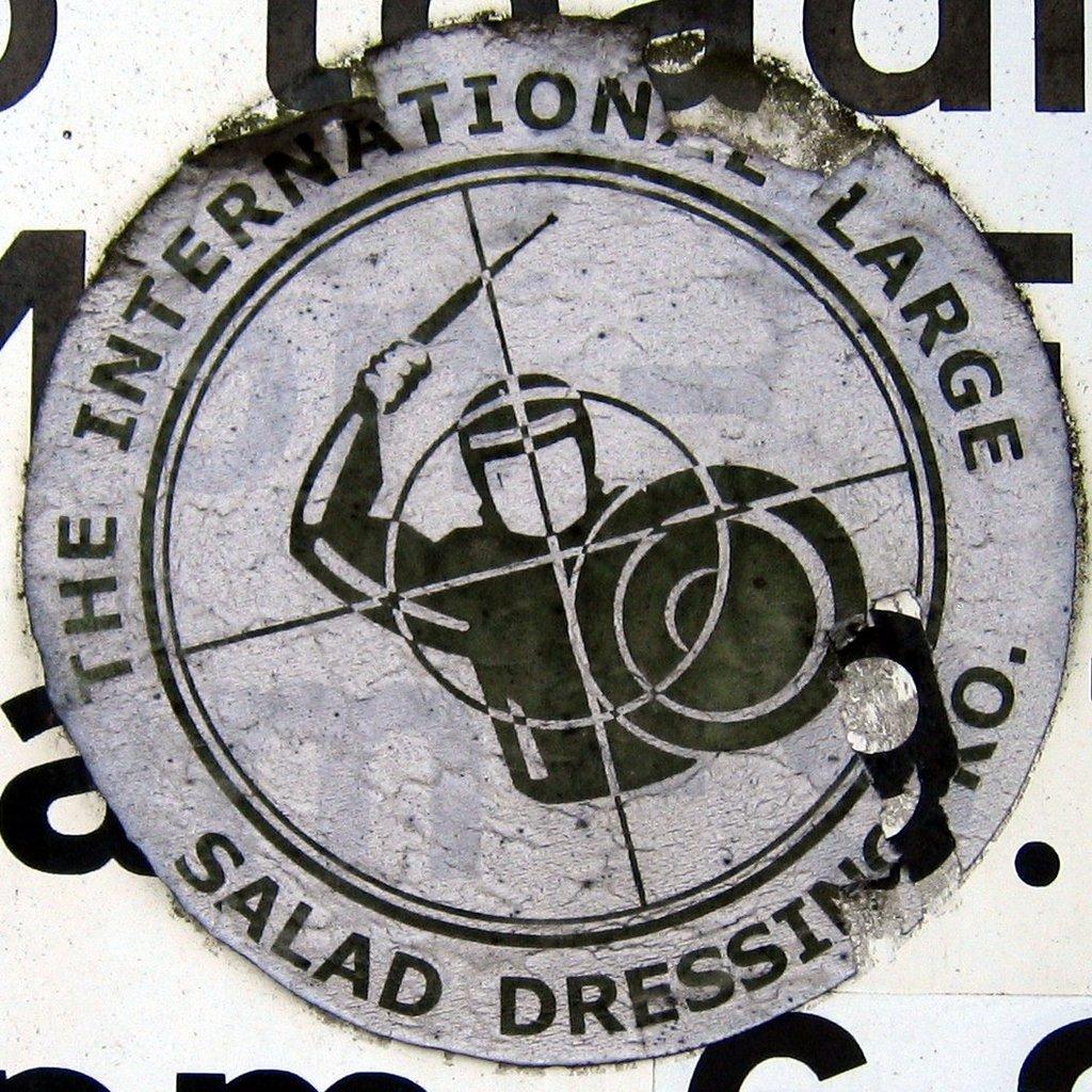 International Large Salad Dressing