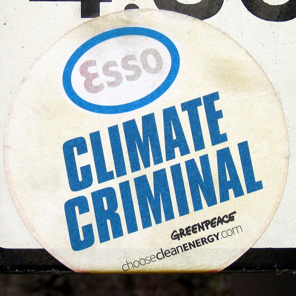 Climate Criminal