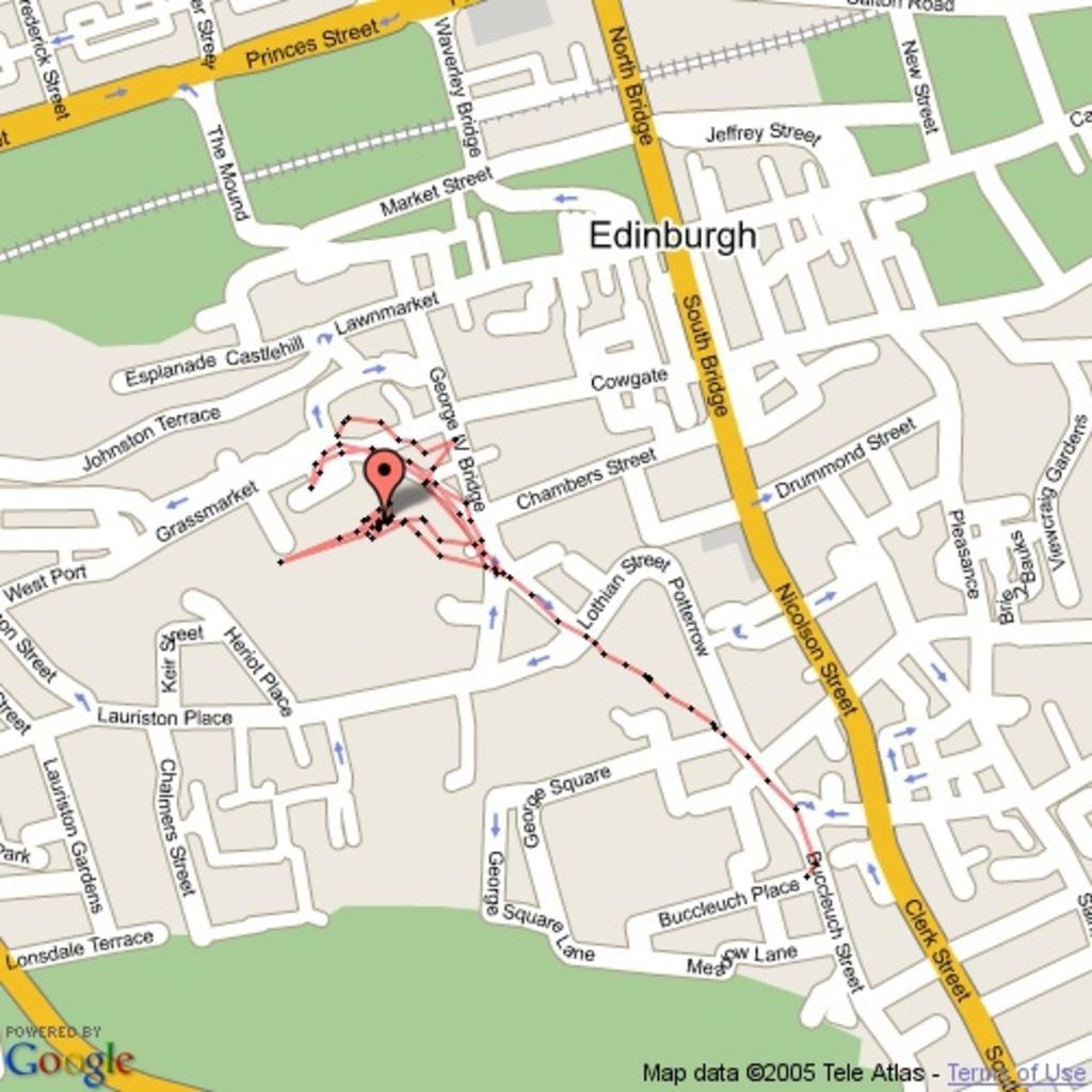 Tracking Greyfriars Bobby