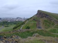 Ridge Near Arthur's Seat