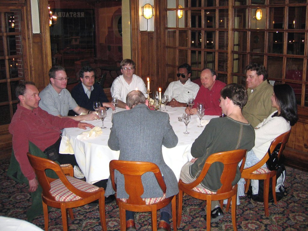TAG dines at L'Ermitage du Riou (R)