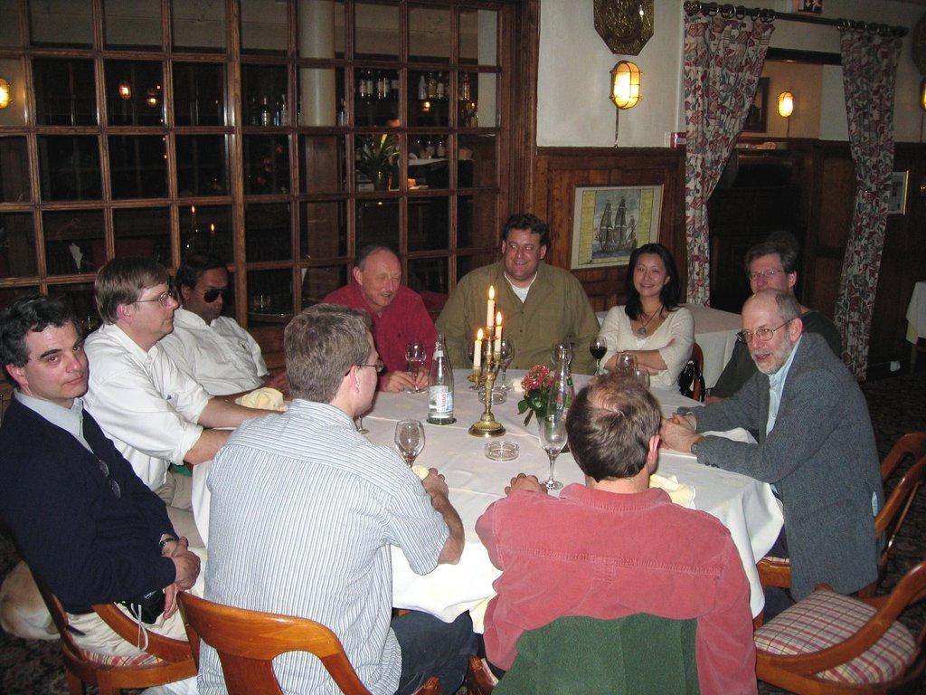 TAG dines at L'Ermitage du Riou (L)