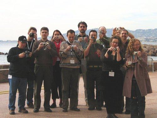 Flickrites at the Tech Plenary