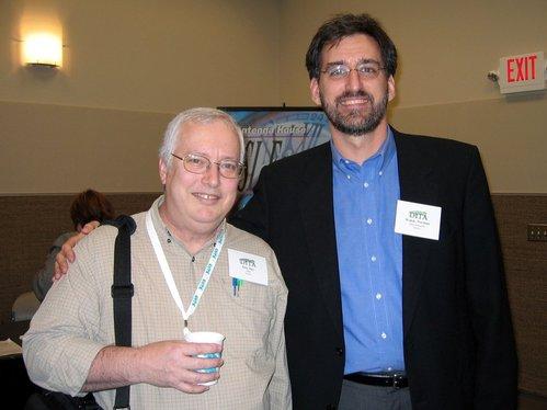 Don and Norm at DITA 2006