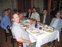 TAG Dinner at the Del Raye