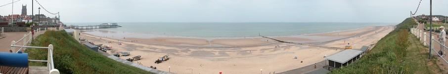 Cromer seaside