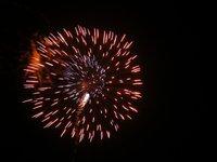 Fireworks, 4 July 2006