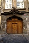 Prague doorway